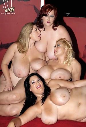 Big Tits Lesbian Orgy Porn Pictures